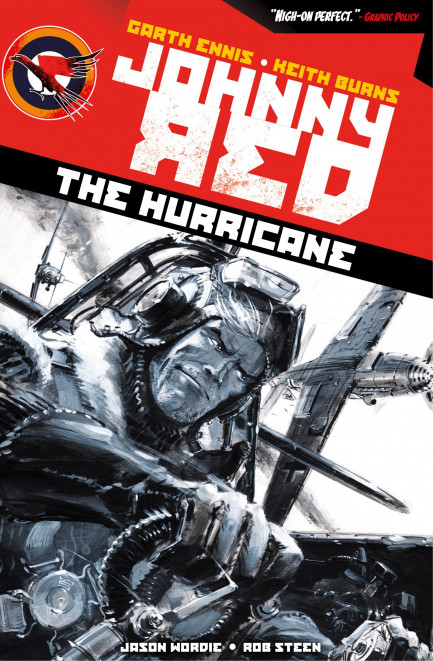 Johnny Red Johnny Red - Volume 1 - The Hurricane