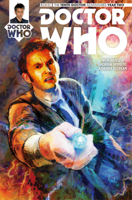 Doctor Who: The Tenth Doctor Doctor Who: The Tenth Doctor Year 2 - Volume 4 - War of Gods - Chapter 1