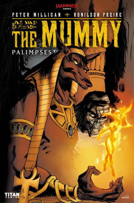 The Mummy: Palimpsest The Mummy - Volume 1 - Chapter 1