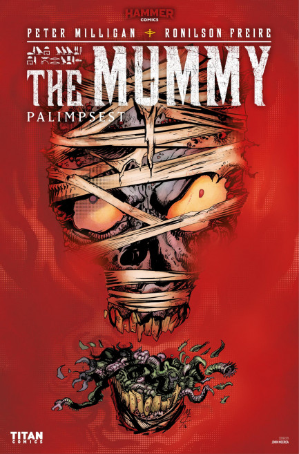 The Mummy: Palimpsest The Mummy - Volume 1 - Chapter 5