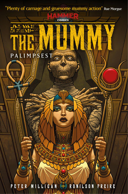 The Mummy: Palimpsest The Mummy - Volume 1 - Palimpsest