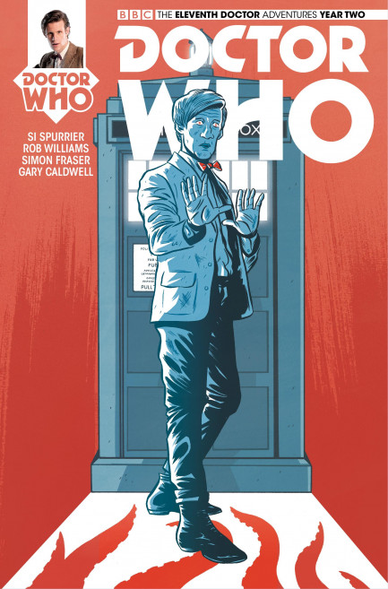 Doctor Who: The Eleventh Doctor Doctor Who: The Eleventh Doctor Year 2 - Volume 3 - The Malignant Truth - Chatper 5