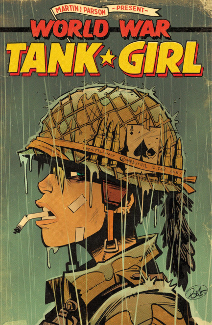 Tank Girl Tank Girl - World War Tank Girl - Volume 1