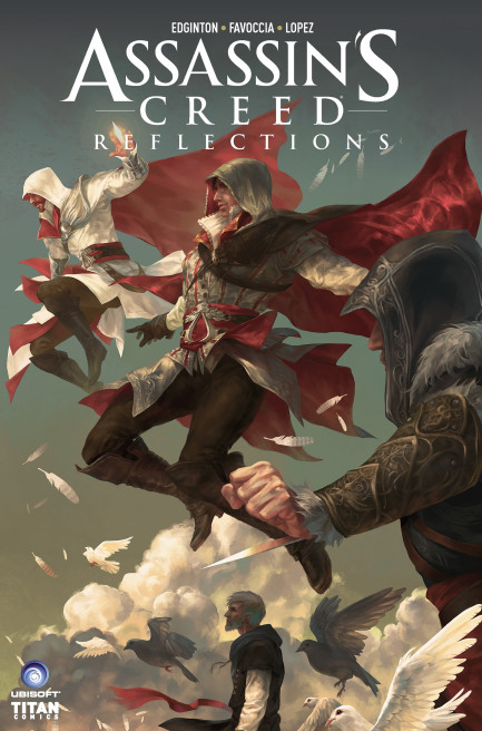 Assassin's Creed: Reflections Assassin's Creed: Reflections - Volume 1 - Chapter 1