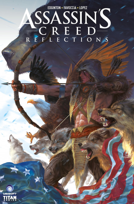 Assassin's Creed: Reflections Assassin's Creed: Reflections - Volume 1 - Chapter 4