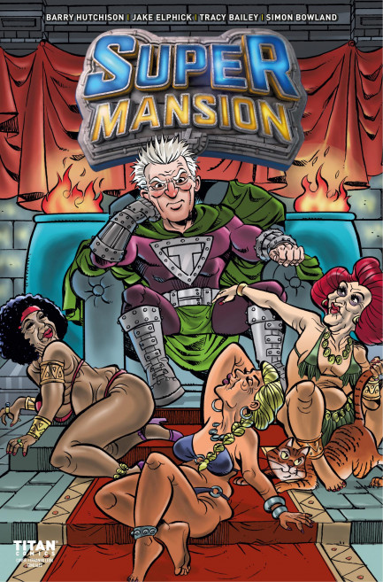 Supermansion Supermansion - Volume 1 - Chapter 2