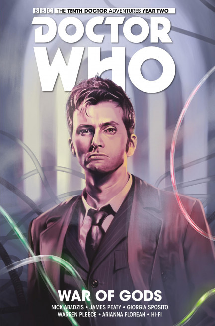 Doctor Who: The Tenth Doctor Doctor Who: The Tenth Doctor - Volume 7 - War of Gods
