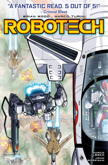 Robotech Robotech - Volume 1 - Chapter 2