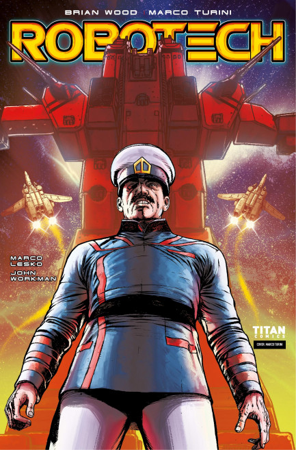 Robotech Robotech - Volume 1 - Countdown - Chapter 4