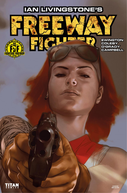 Freeway Fighter Freeway Fighter - Volume 1 - Chapter 2
