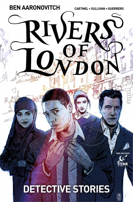 Rivers of London Rivers of London - Volume 4 - Detective Stories - Chapter 1