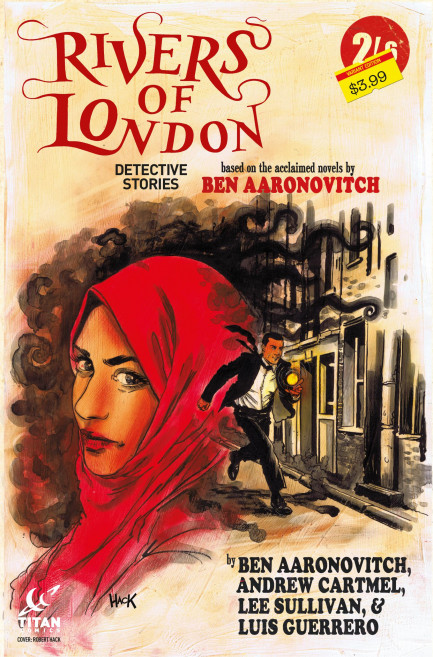 Rivers of London: Body Work Rivers of London - Chapter 4 - Detective Stories
