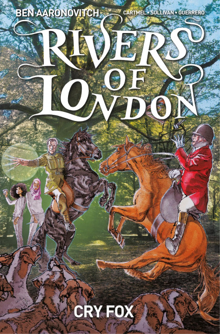 Rivers of London Rivers of London - Volume 5 - Cry Fox - Chapter 4