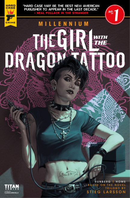 Millennium Millennium - Volume 1 - The Girl With The Dragon Tattoo - Chapter 1