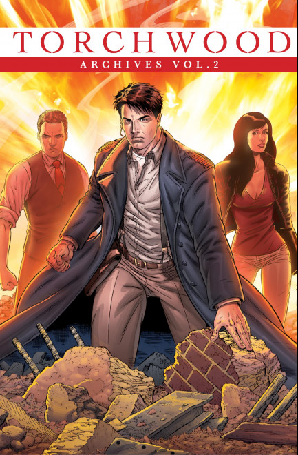 Torchwood Archives Torchwood Archives - Volume 2