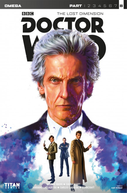Doctor Who: The Lost Dimension Doctor Who: The Lost Dimension - Volume 2 - Chapter 4