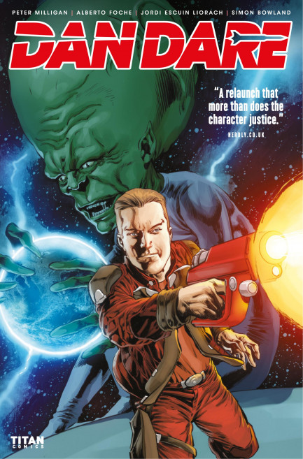 Dan Dare Dan Dare - Volume 1 - He Who Dares - Chapter 2
