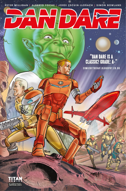 Dan Dare Dan Dare - Volume 1 - He Who Dares - Chapter 4