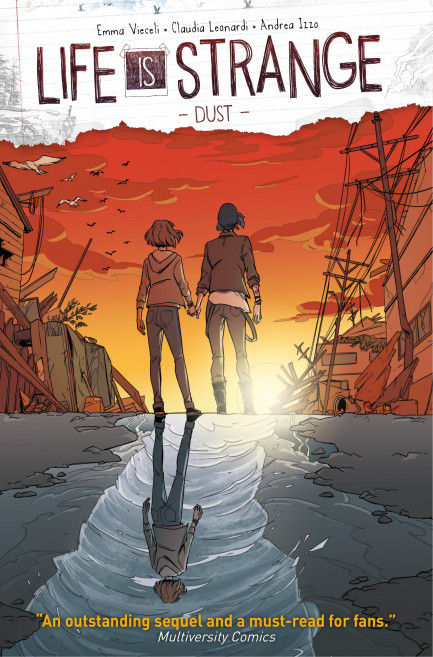Life is Strange Life is Strange - Volume 1 - Dust