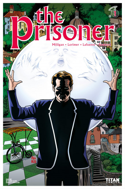 The Prisoner The Prisoner - Volume 1 - The Uncertainty Machine - Chapter 1