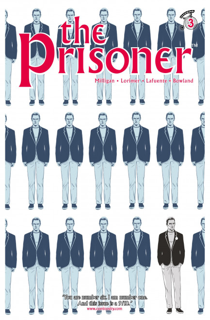 The Prisoner The Prisoner - Volume 1 - The Uncertainty Machine - Chapter 3
