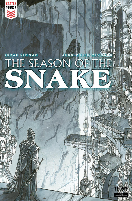 The Season of the Snake The Season of the Snake - Volume 1 - Chapter 2