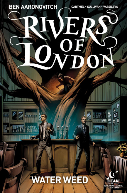 Rivers of London Rivers of London - Volume 6 - Water Weed - Chapter 4