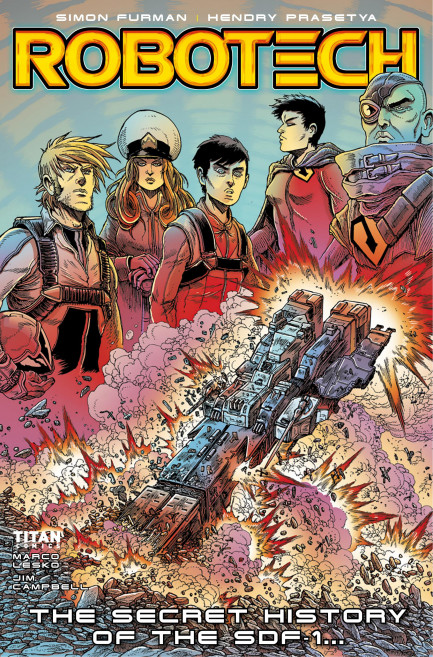 Robotech Robotech - Volume 4 - Chapter 2
