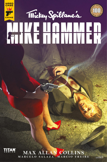 Mickey Spillane's Mike Hammer Mickey Spillane's Mike Hammer - Volume 1 - The Night I Died - Chapter 4