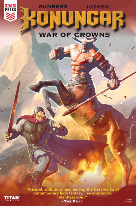 Konungar: War of Crowns Konungar: War of Crowns - Volume 1 - Chapter 1