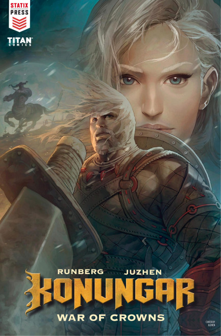 Konungar: War of Crowns Konungar: War of Crowns - Volume 1 - Chapter 3