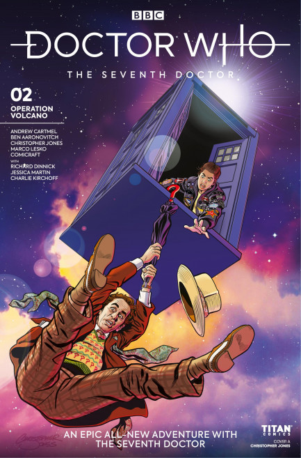 Doctor Who: The Seventh Doctor Doctor Who: The Seventh Doctor - Volume 1 - Operation Volcano - Chapter 2