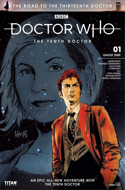 Doctor Who: The Road To The Thirteenth Doctor Doctor Who: The Road to the Thirteenth Doctor - Chapter 1 - The Tenth Doctor