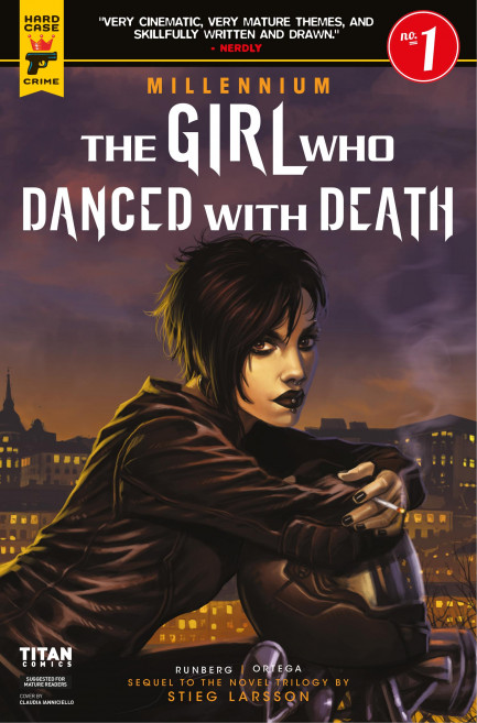 Millennium Millennium - Volume 4 - The Girl Who Danced With Death - Chapter 1