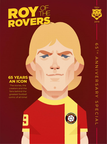 Roy of the Rovers Classic Roy of the Rovers 65th Anniversary Special