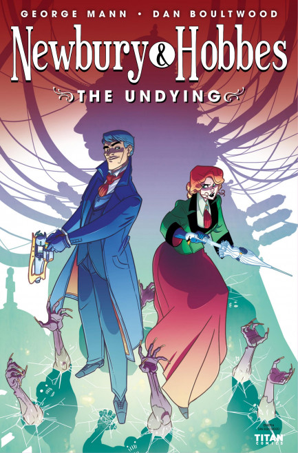 Newbury & Hobbes Newbury & Hobbes - Volume 1 - The Undying - Chapter 1