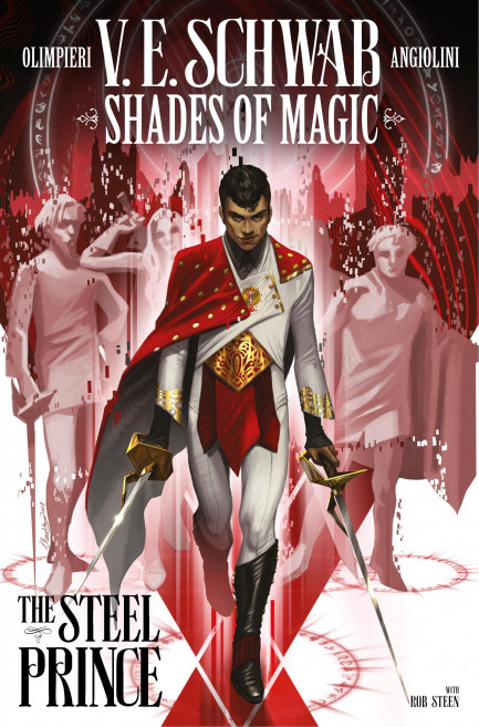 Shades of Magic Shades of Magic - Volume 1 - The Steel Prince - Chapter 1