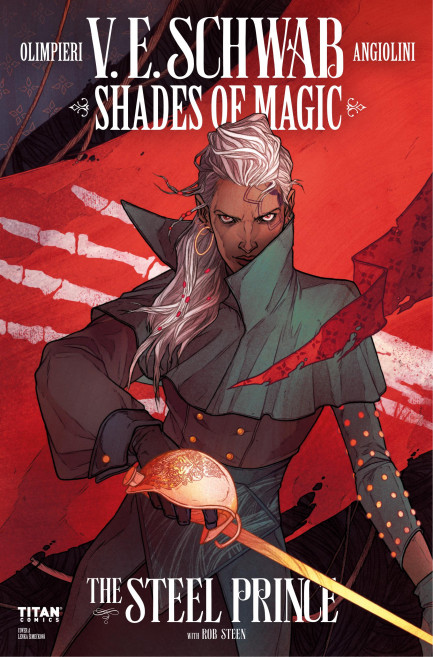 Shades of Magic Shades of Magic - Volume 1 - The Steel Prince - Chapter 2