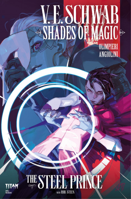 Shades of Magic Shades of Magic - Volume 1 - The Steel Prince - Chapter 3