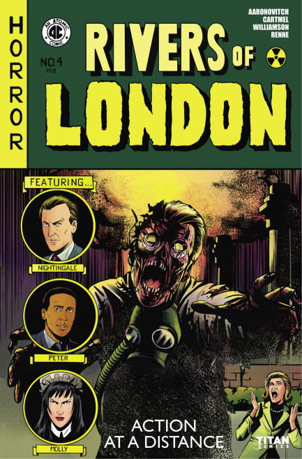 Rivers of London Rivers of London - Volume 7 - Action At A Distance - Chapter 4