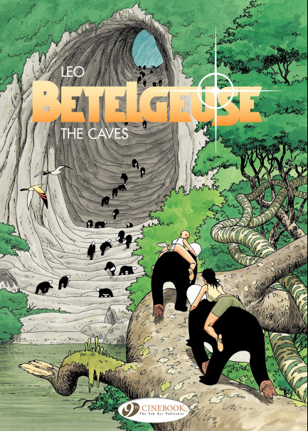 Betelgeuse The Caves