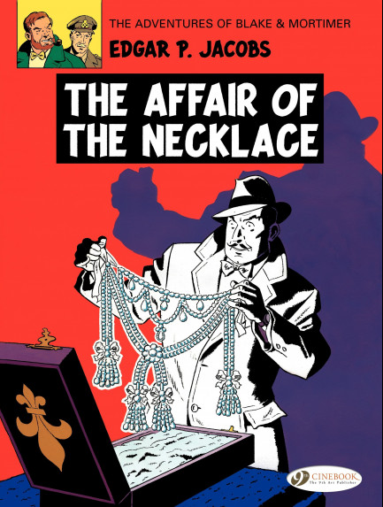 Blake & Mortimer The Affair of the Necklace