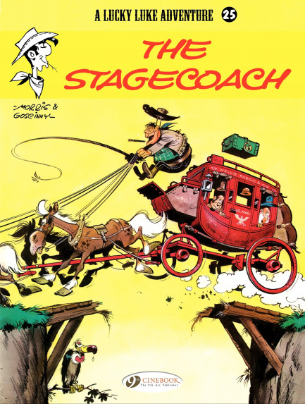 Lucky Luke The Stagecoach