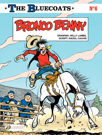 The Bluecoats Bronco Benny