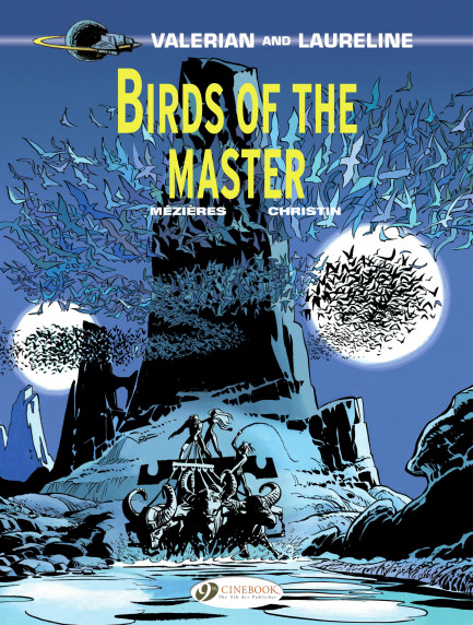 Valerian and Laureline Birds of the master