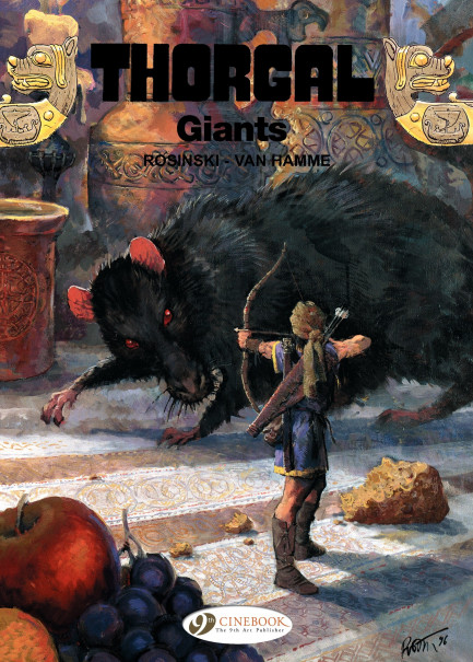 Thorgal Giants