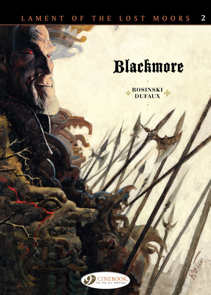 Lament of the Lost Moors Blackmore