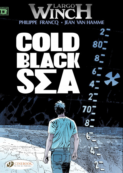 Largo Winch Cold Black Sea