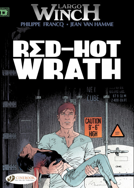 Largo Winch Red-Hot Wrath