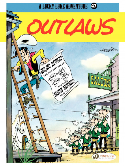 Lucky Luke Outlaws